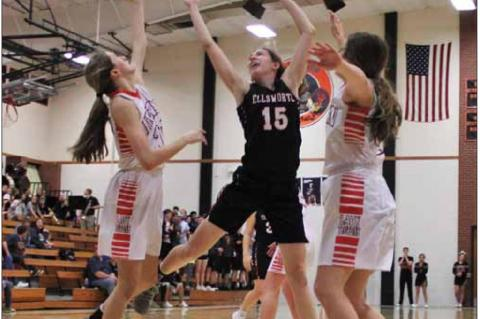 Lady 'Cats lose squeaker at Inman