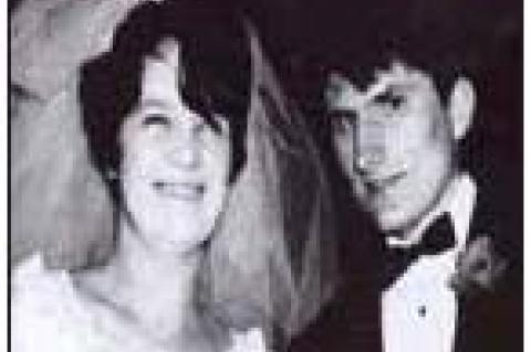 Crawfords celebrating 50th wedding anniversary