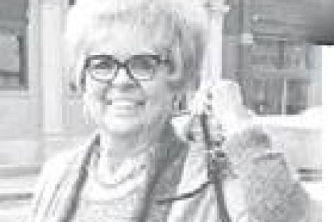 Patricia Hanken celebrates 75 wonderful years!
