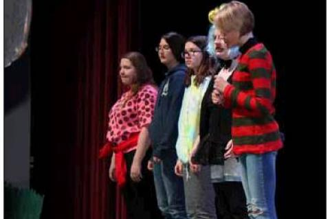 'Seussical' takes center stage at EHS